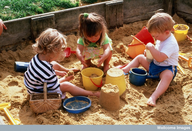 Politicians Kids In The Sandbox Leaders Training